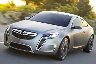 Insignia alap� kup�t k�sz�t az Opel