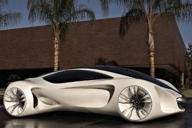 A Biome sz�riav�ltozat�val harcol majd a BMW ellen a Mercedes