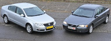 A VW �rt�ktart�sa magasan a Volv�� f�l� tornyosul, haszn�ltan az olcs�bb S60-as jelenti a kisebb kiad�st