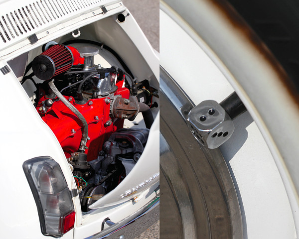 Glancba v�gott az eredetin�l er�sebb lengyel motor