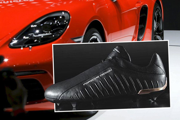 A Porsche �s az Adidas �ssze�llt, hogy megalkossa ezt a cip�t (Fot�: adidas.com)