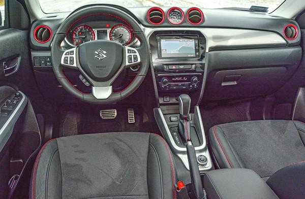 Kzkvnatra Suzuki Vitara S 1 4 Boosterjet Teszt