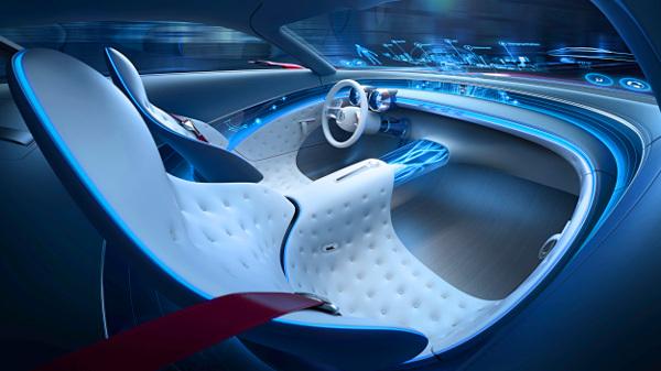 A jövő luxusa: analóg műszer és a szupergyors töltés