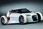 Audi Urban Concept fot�k