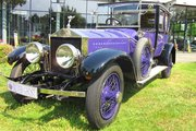 Elad� II. Mikl�s c�r Rolls-Royce-a