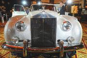 Rolls-Royce Silver Cloud II Swarovski krist�lyokkal d�sz�tve