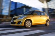 Id� el�tt: Suzuki Swift friss�t�s
